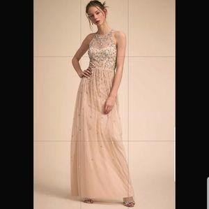 BHLDN Ginny bridesmaid wedding guest dress